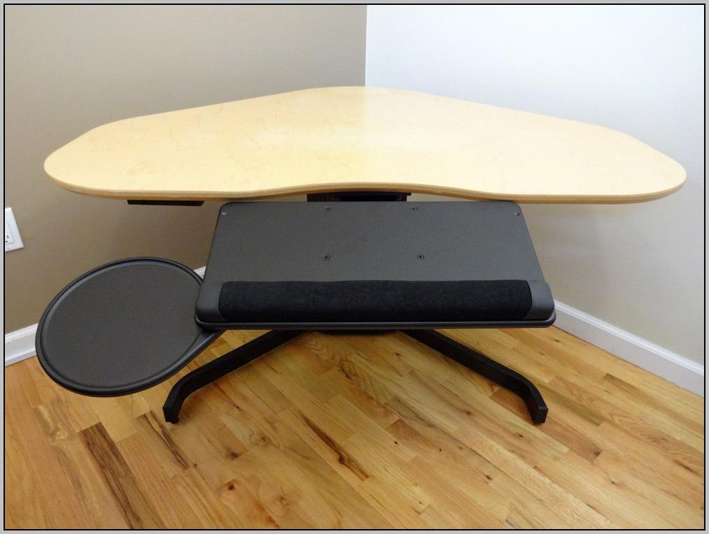 Keyboard Tray Under Desk Walmart