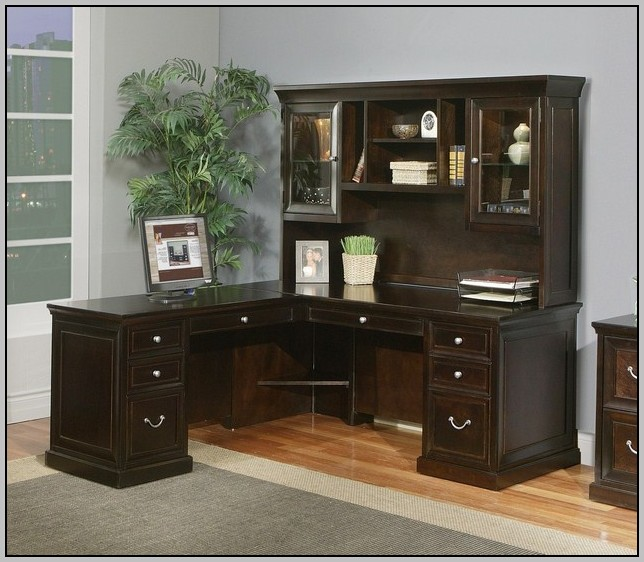 L Shaped Computer Desk Home Office