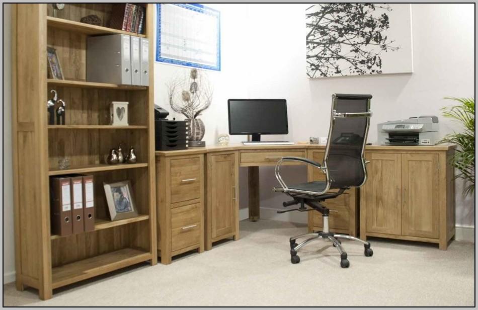 L Shaped Glass Computer Desks For Home