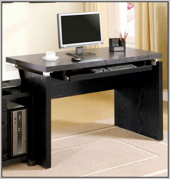 Laptop Desk With Keyboard Tray