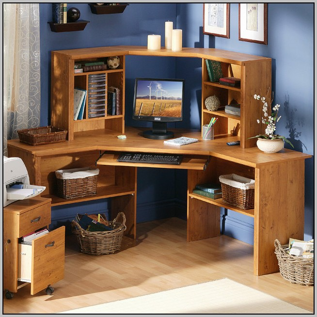 Large Corner Desk Home Office