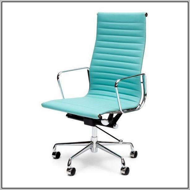 Light Blue Desk Chair
