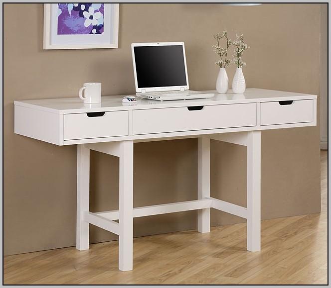 Long Narrow Computer Desk