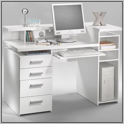 Mainstays Student Desk White