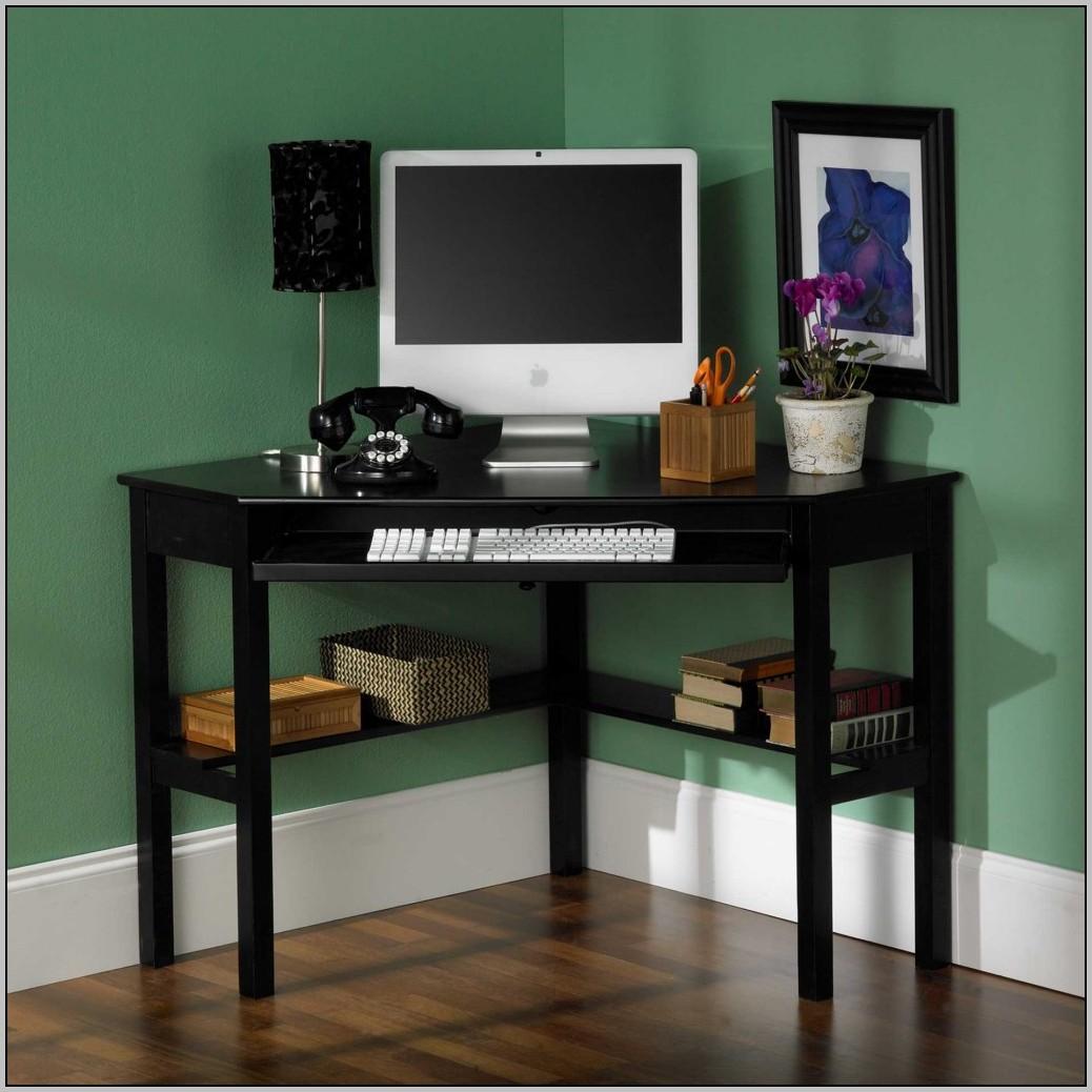 Micke Corner Computer Desk From Ikea