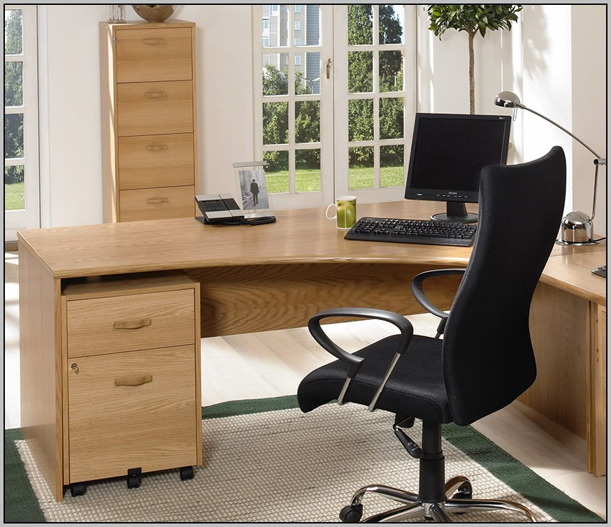 Modern Corner Desks For Home Office