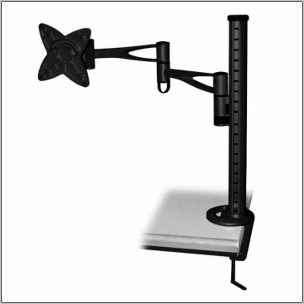Monitor Desk Mount Clamp