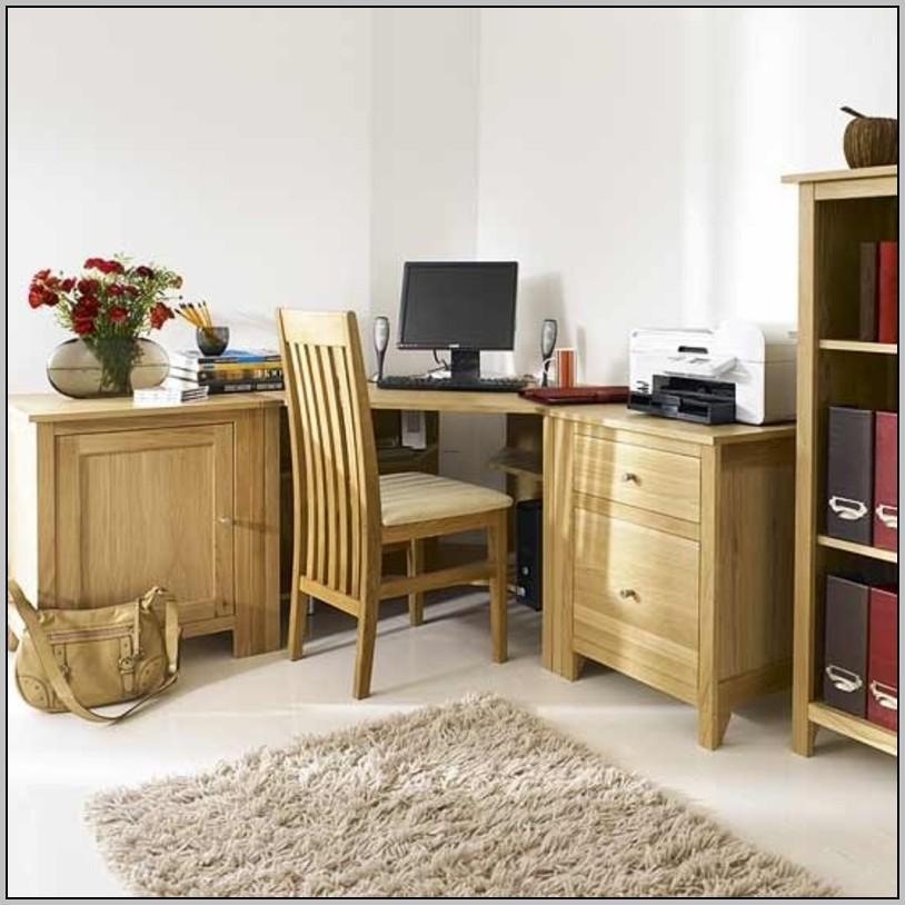 Oak Corner Desks For Home Office