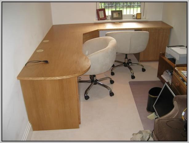 Oak Corner Desks Uk