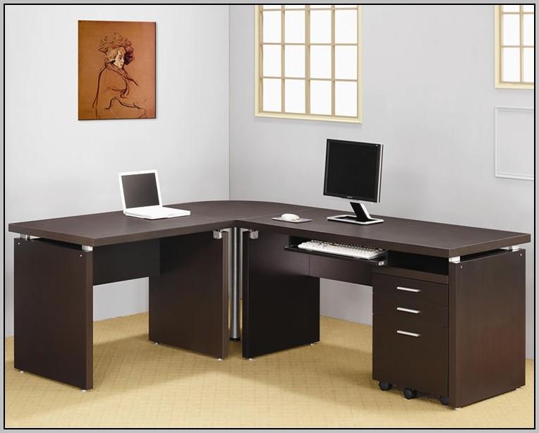 Office Desk L Shaped Furniture
