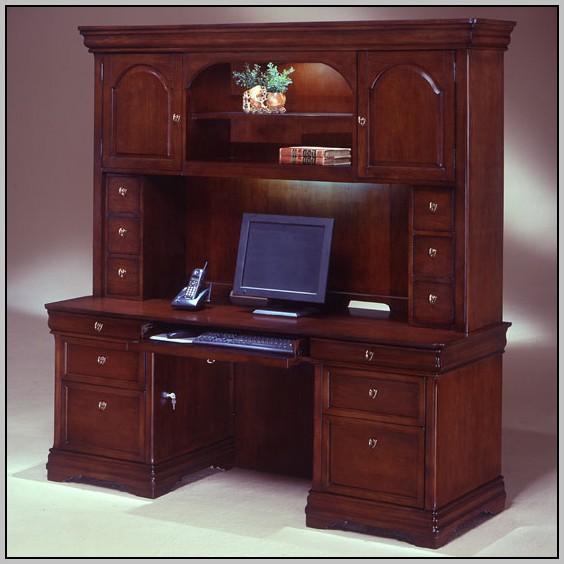Office Furniture Desk Hutch