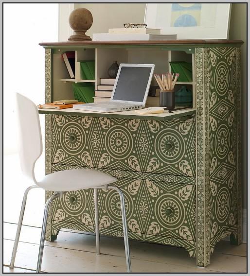 Painted Secretary Furniture