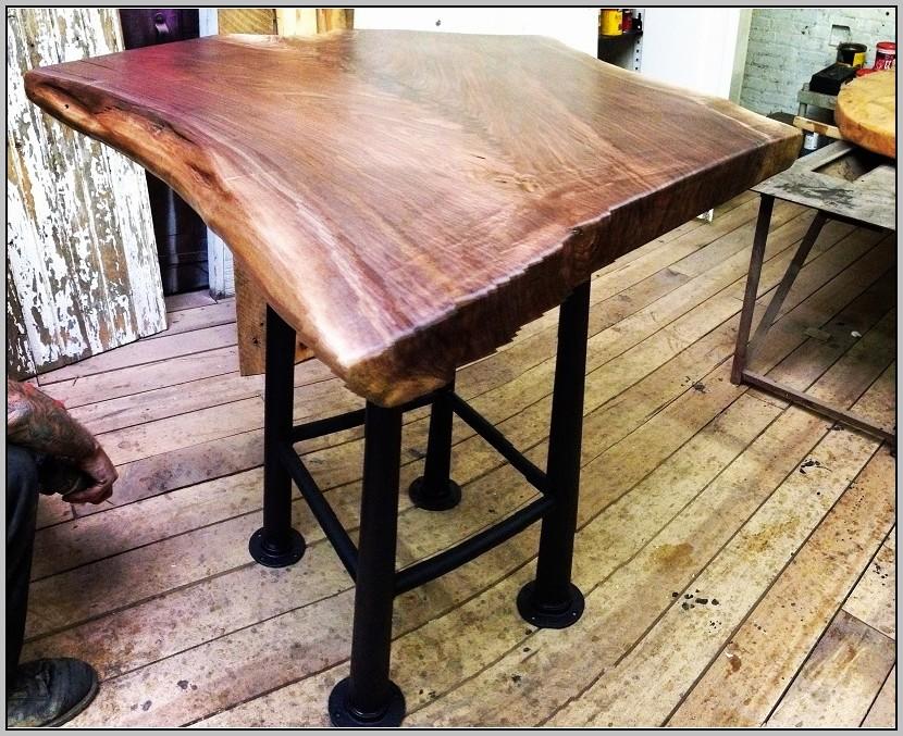 Real Wood Desk Tops