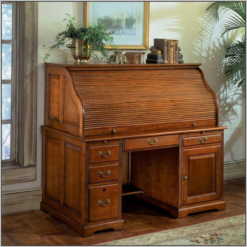 Riverside Furniture Roll Top Desk
