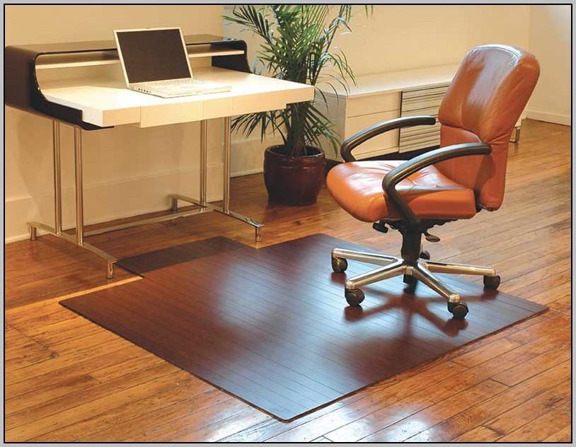 Rolling Desk Chair Mat
