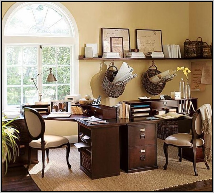 Rustic Office Desk Calgary