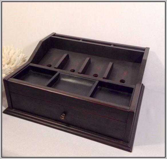 Rustic Wood Desk Designs
