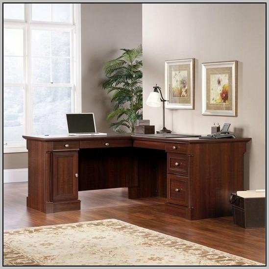Sauder Palladia L Shaped Desk