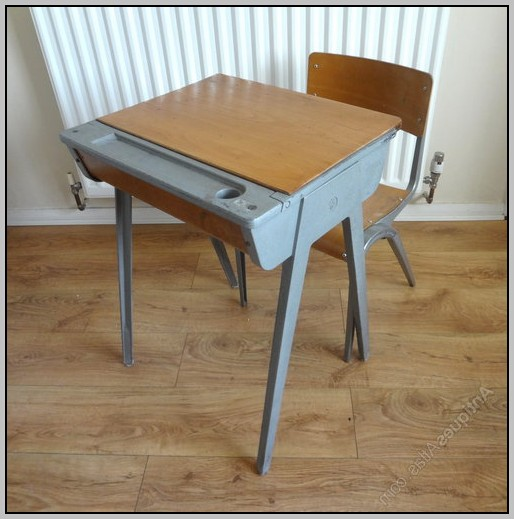 School Desk Chairs Used