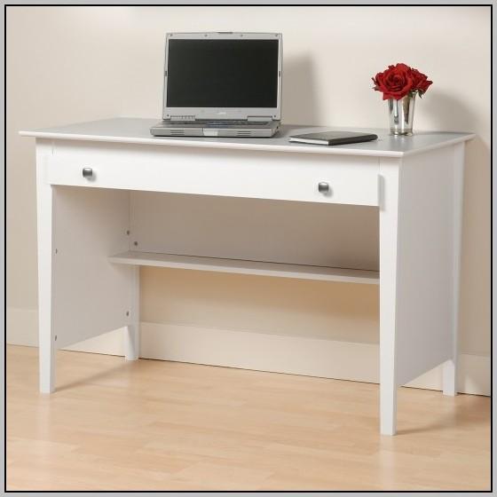 Skinny Computer Desk