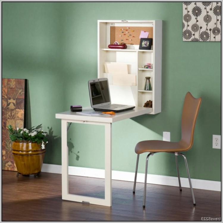 Small Student Desk White