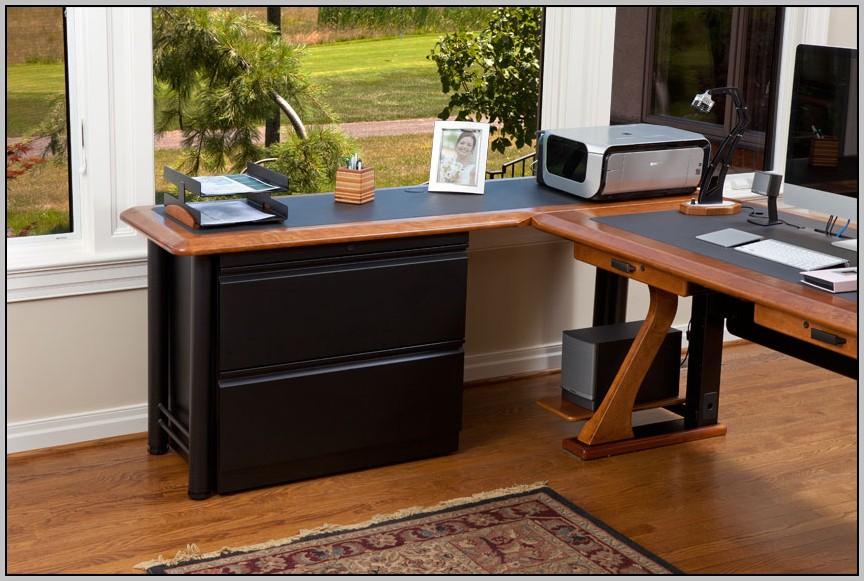 Small Under Desk File Cabinet