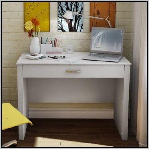 South Shore Desk White