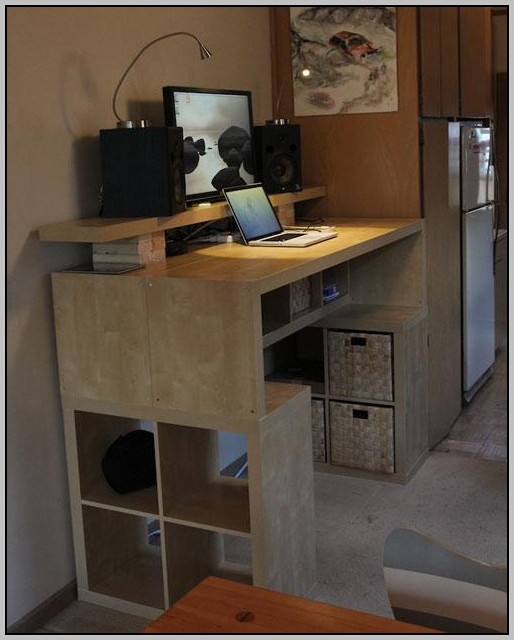Stand Up Writing Desk Plans