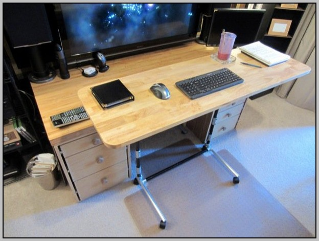 Tall Computer Desk For Standing