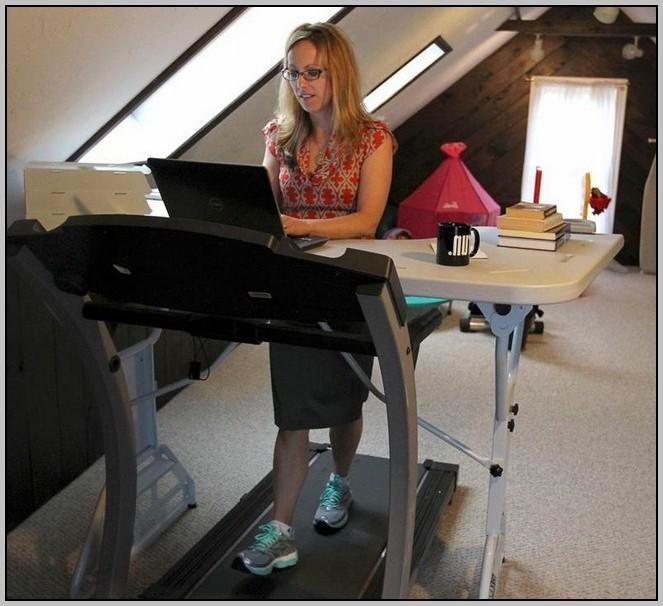 Walking Treadmill Under Desk