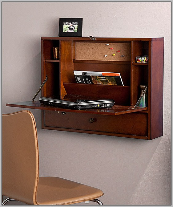 Wall Mounted Laptop Table