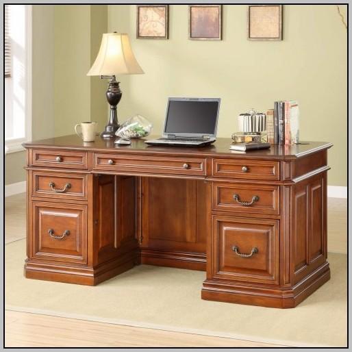 Whalen Executive L Shaped Desk