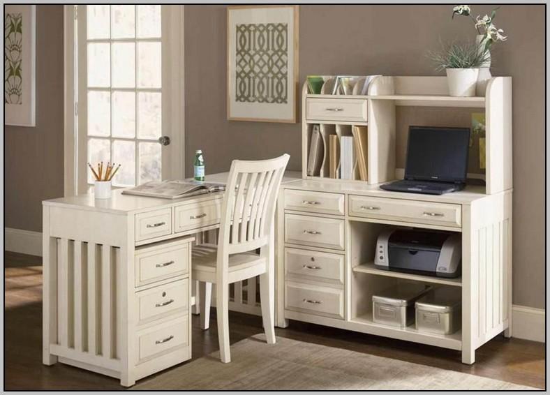 White Corner Computer Desk Ikea