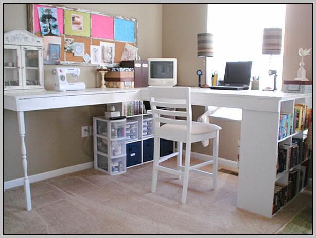 White Corner Desks Australia