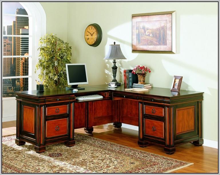 Wood Corner Desk Plans