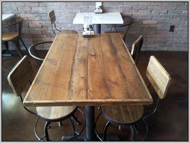 Wood Table Tops Los Angeles