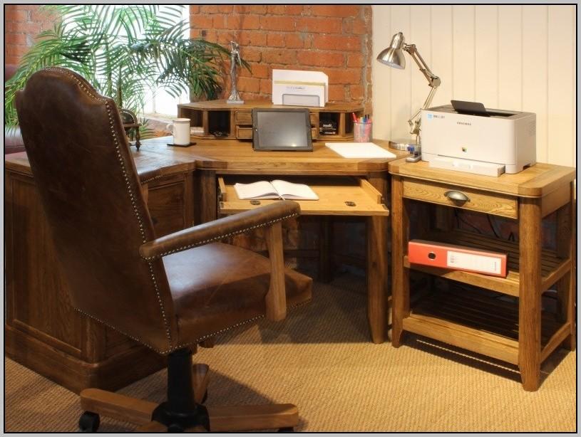 Wooden Corner Desk Uk