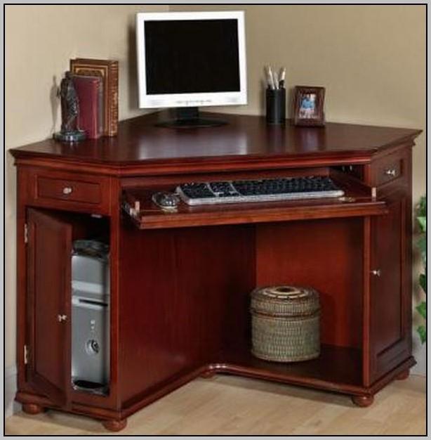 Wooden Corner Desks For Home Office
