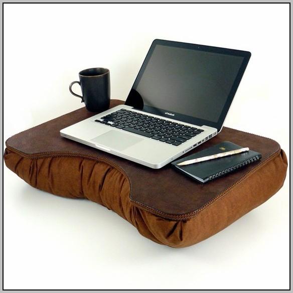 Wooden Lap Desk Pillow