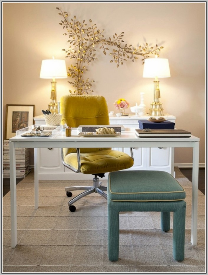 Yellow Desk Chair Australia