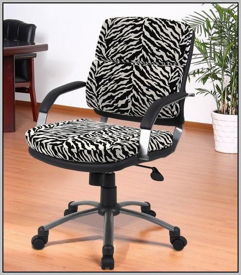 Zebra Desk Chair Walmart