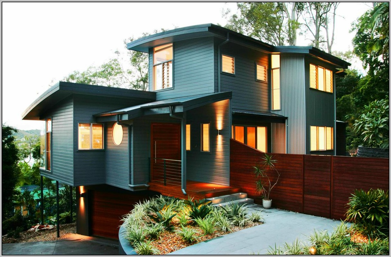 Exterior House Paint Colors Behr
