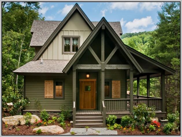 Exterior Paint Color Schemes For Cottages