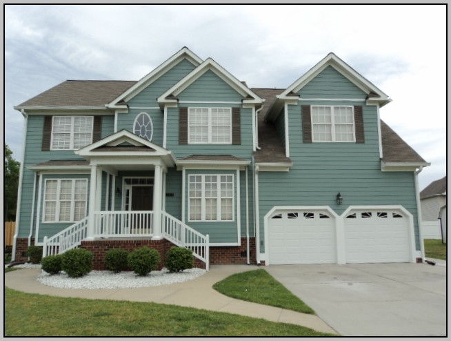 Exterior Paint Colors For Homes