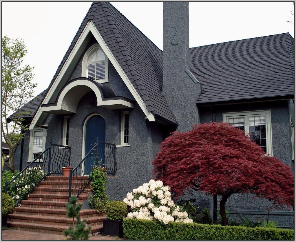 Exterior Paint Schemes Gray
