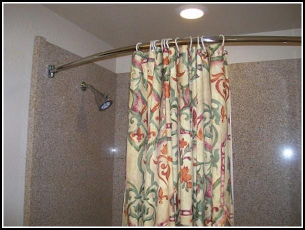 144 Inch Curtain Rod Bronze