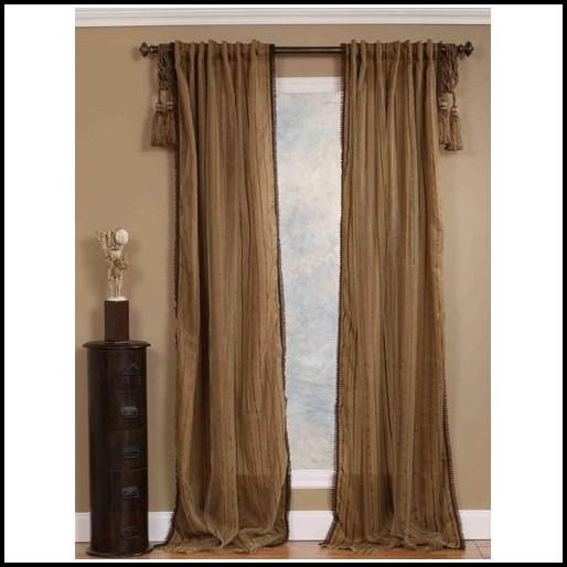 96 Inch Sheer Curtain Panels