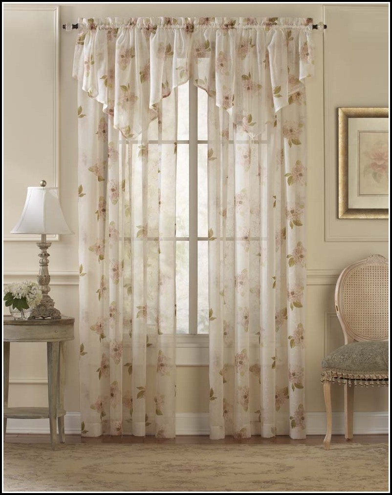 Better Homes And Gardens Curtains Blue Mineral