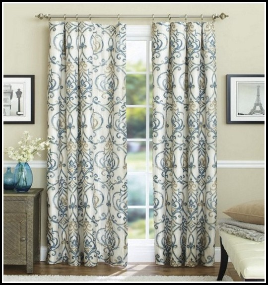 Better Homes And Gardens Curtains Heather Gold