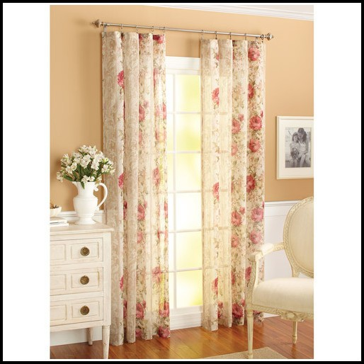 Better Homes And Gardens Curtains Plaid